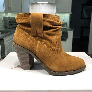 Jessica Simpson ankle boots CHANTIE size 5M NEW